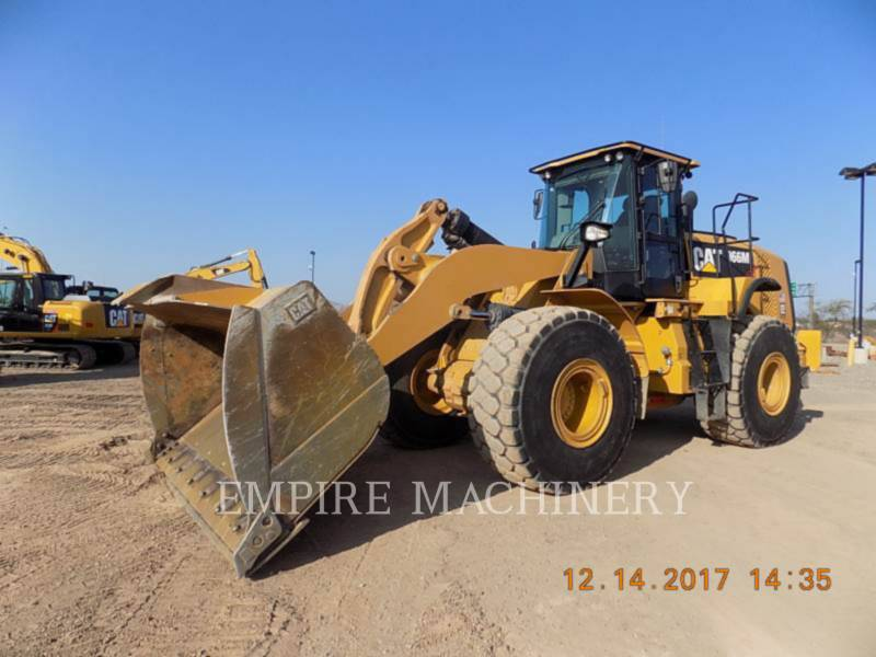 CATERPILLAR RADLADER/INDUSTRIE-RADLADER 966M equipment  photo 4