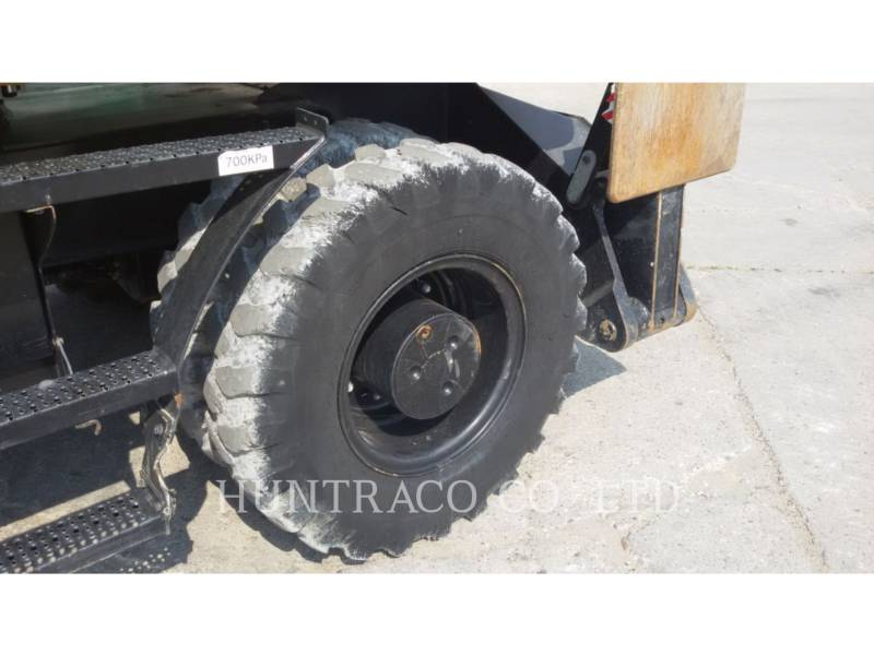 CATERPILLAR WHEEL EXCAVATORS M315D equipment  photo 6