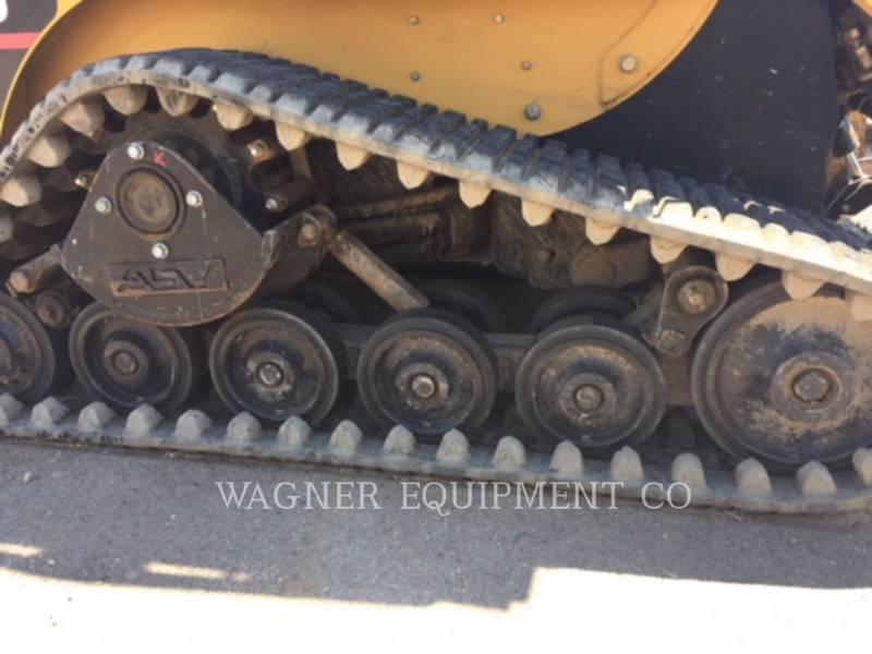 CATERPILLAR PALE CINGOLATE MULTI TERRAIN 247B equipment  photo 6