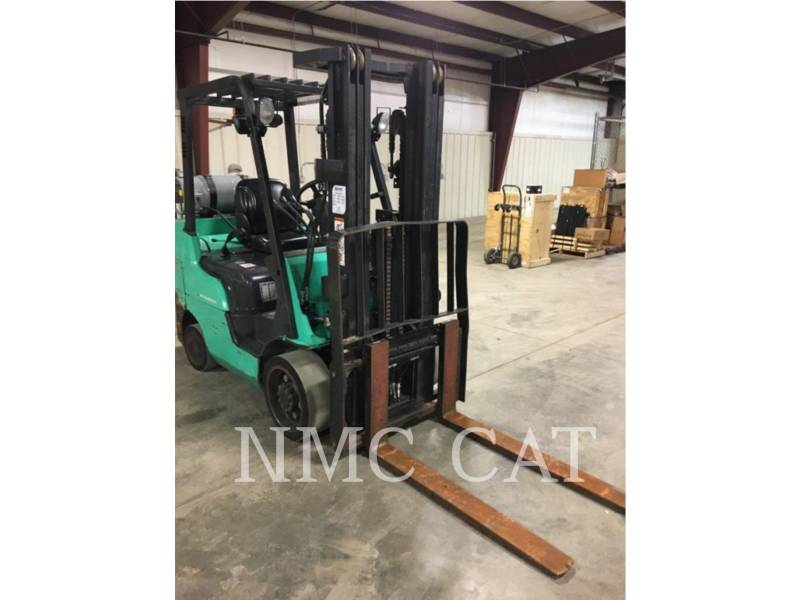 MITSUBISHI FORKLIFTS GABELSTAPLER FGC30N_MT equipment  photo 3