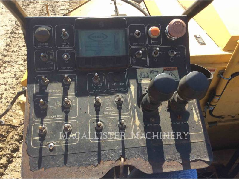 WEILER BETONIERE DE ASFALT P385 equipment  photo 11