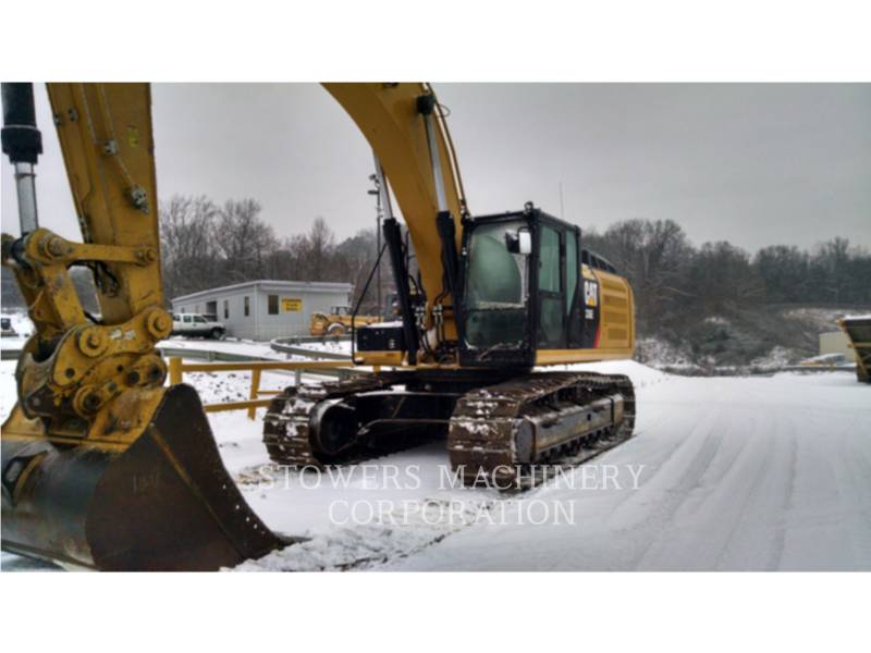 CATERPILLAR PELLES SUR CHAINES 336EL HAM equipment  photo 2