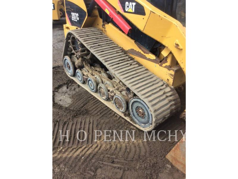 CATERPILLAR CHARGEURS TOUT TERRAIN 287C equipment  photo 15