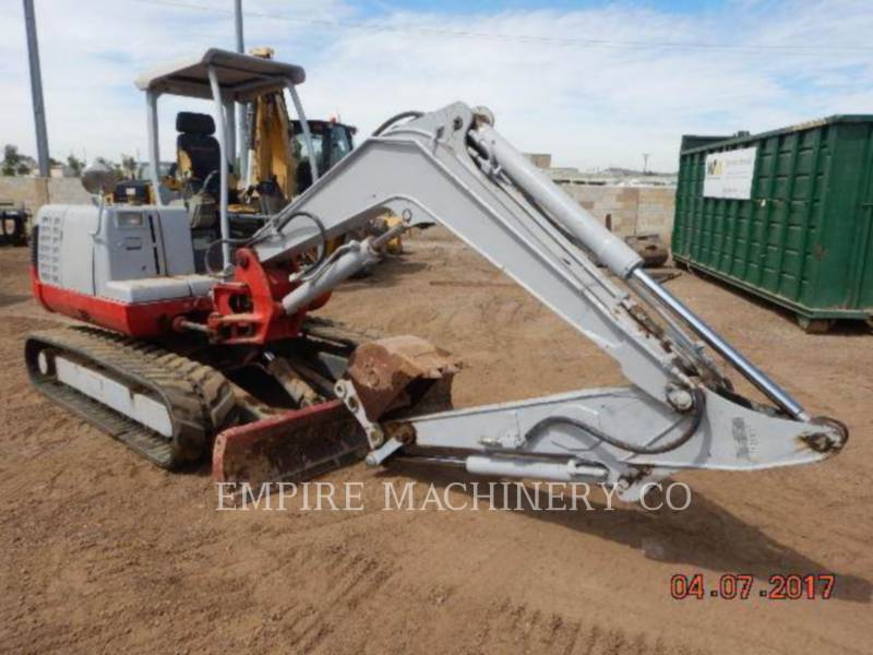 OTHER US MFGRS EXCAVADORAS DE CADENAS TB145 equipment  photo 4