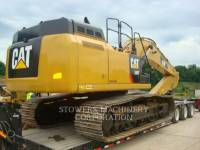 CATERPILLAR TRACK EXCAVATORS 349E equipment  photo 3