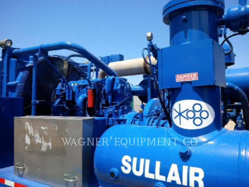 SULLAIR COMPRESOR DE AIRE 1350XHA equipment  photo 7