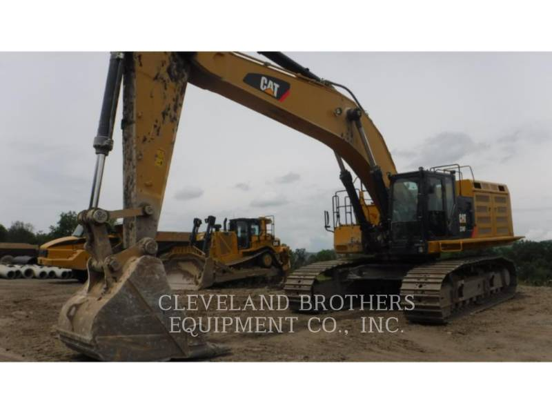 CATERPILLAR トラック油圧ショベル 374FL equipment  photo 1