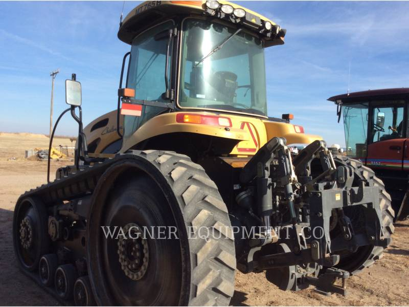 CHALLENGER TRACTEURS AGRICOLES MT765B equipment  photo 4