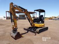 CATERPILLAR TRACK EXCAVATORS 303.5 E2 CR equipment  photo 1