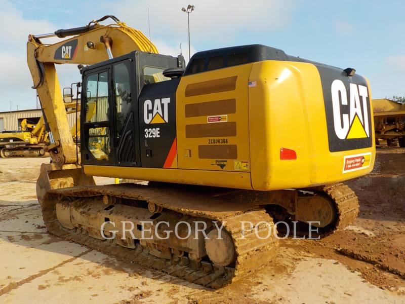 CATERPILLAR TRACK EXCAVATORS 329E L equipment  photo 7
