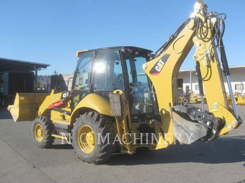 CATERPILLAR CHARGEUSES-PELLETEUSES 420F 4ECB equipment  photo 4