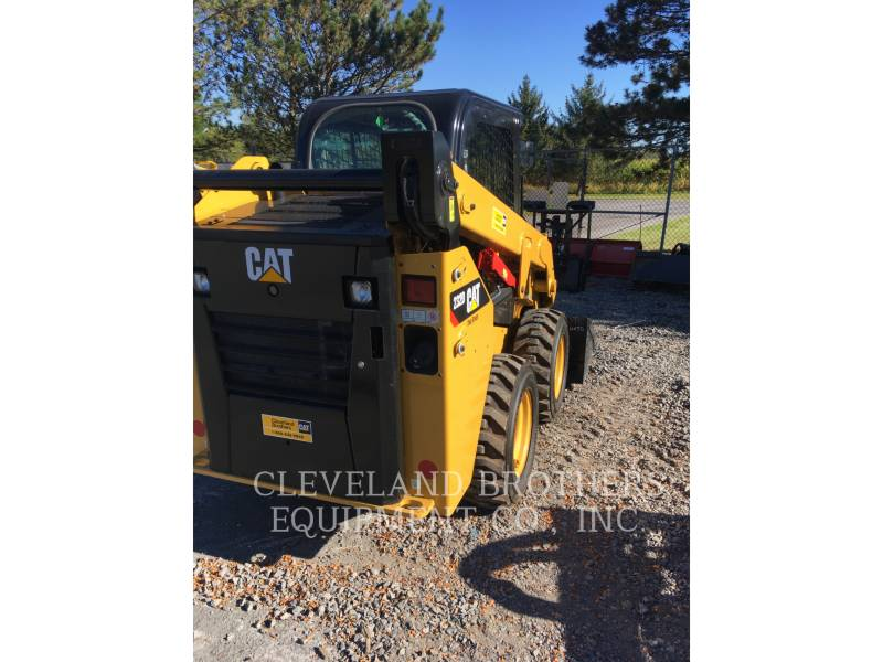CATERPILLAR MINICARREGADEIRAS 232D equipment  photo 3