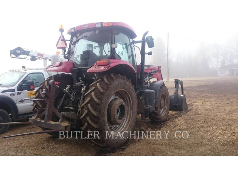 CASE/INTERNATIONAL HARVESTER TRACTORES AGRÍCOLAS PUMA 160 equipment  photo 3