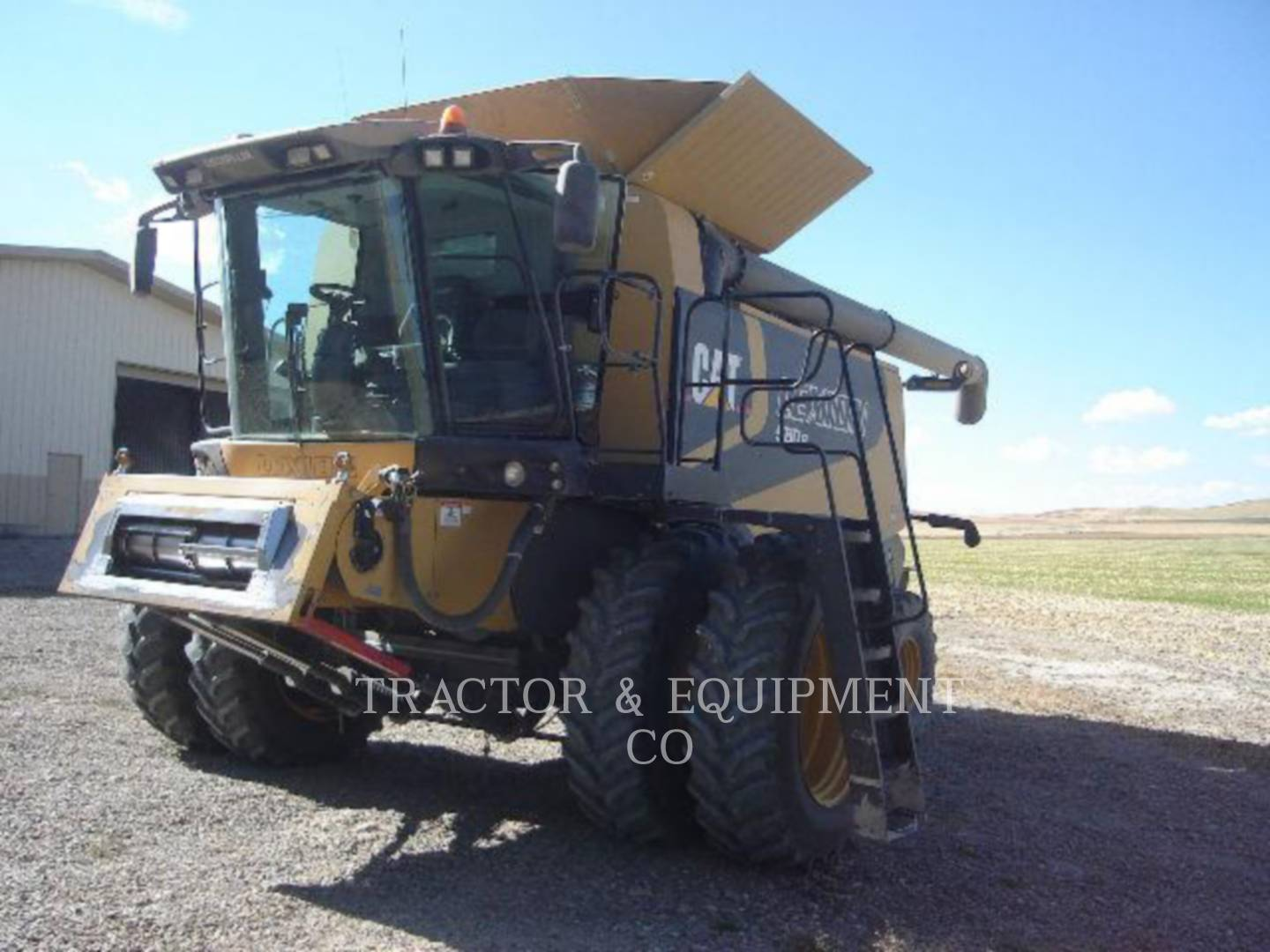 Detail photo of 2005 Lexion LX580R from Construction Equipment Guide