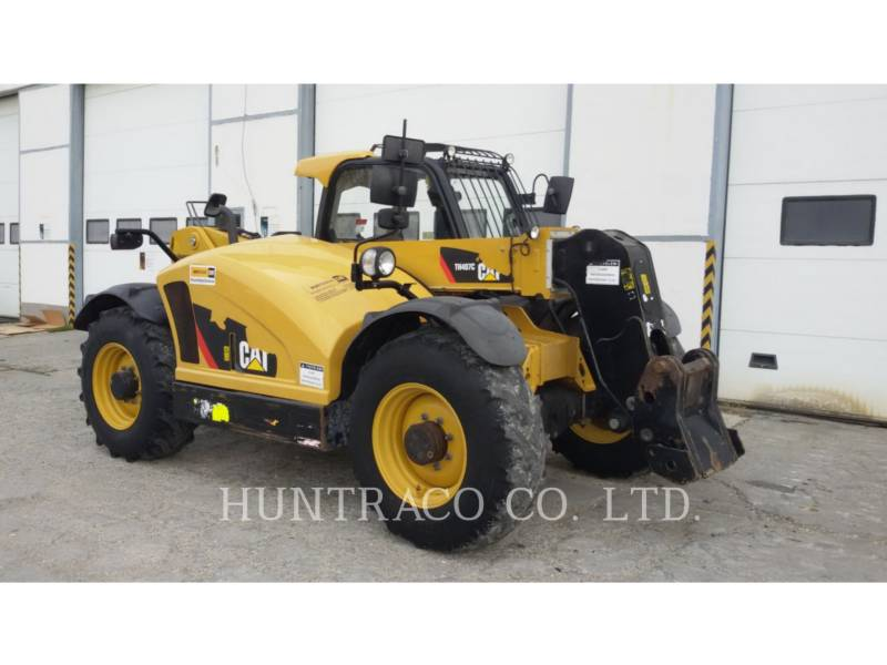 CATERPILLAR TELEHANDLER TH407C equipment  photo 4