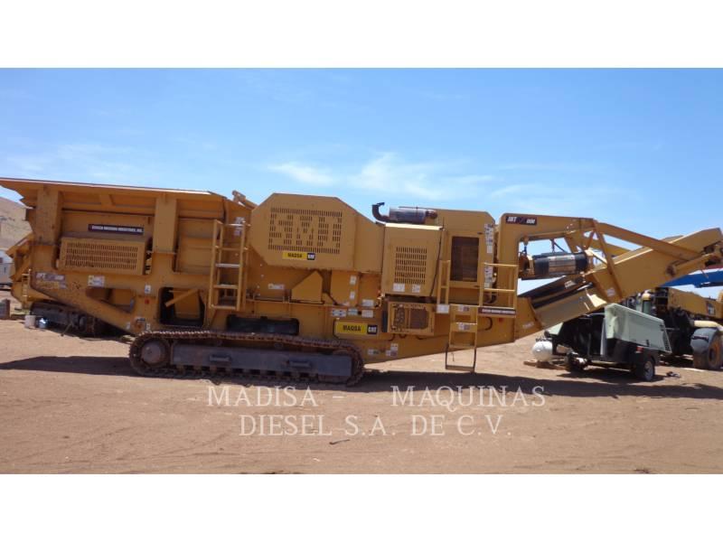SCREEN MACHINE CHIPPER, HORIZONTAL JHT   equipment  photo 3