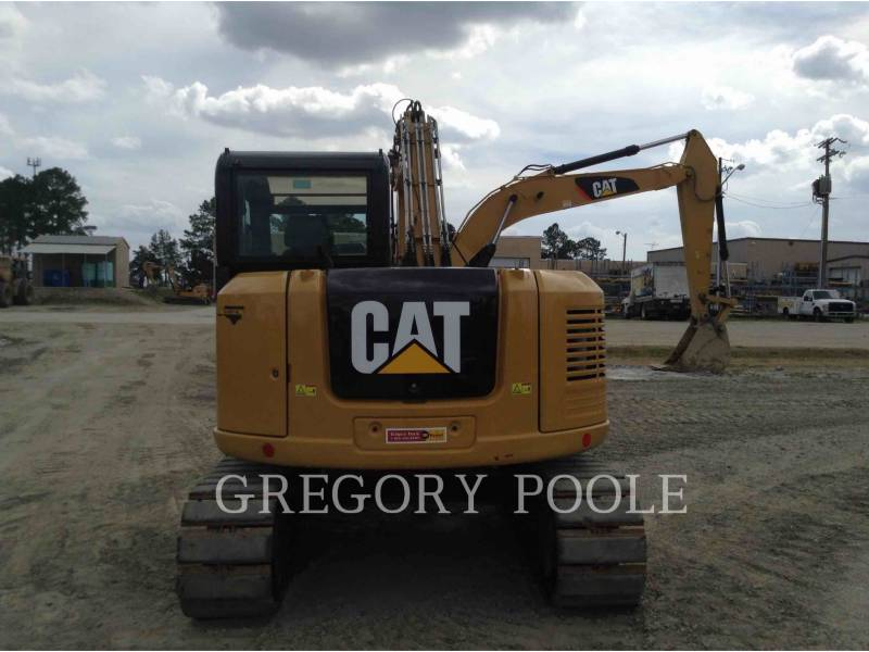 CATERPILLAR EXCAVADORAS DE CADENAS 308E2 CR equipment  photo 6