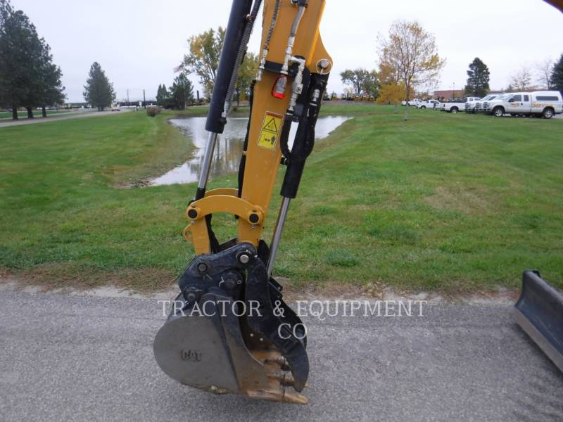 CATERPILLAR TRACK EXCAVATORS 303.5E2CRB equipment  photo 5