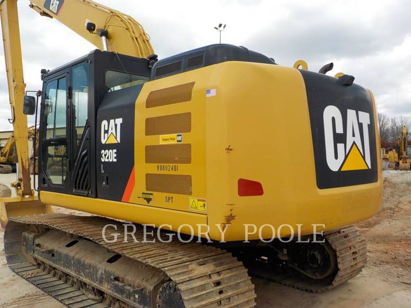 CATERPILLAR トラック油圧ショベル 320E L equipment  photo 8