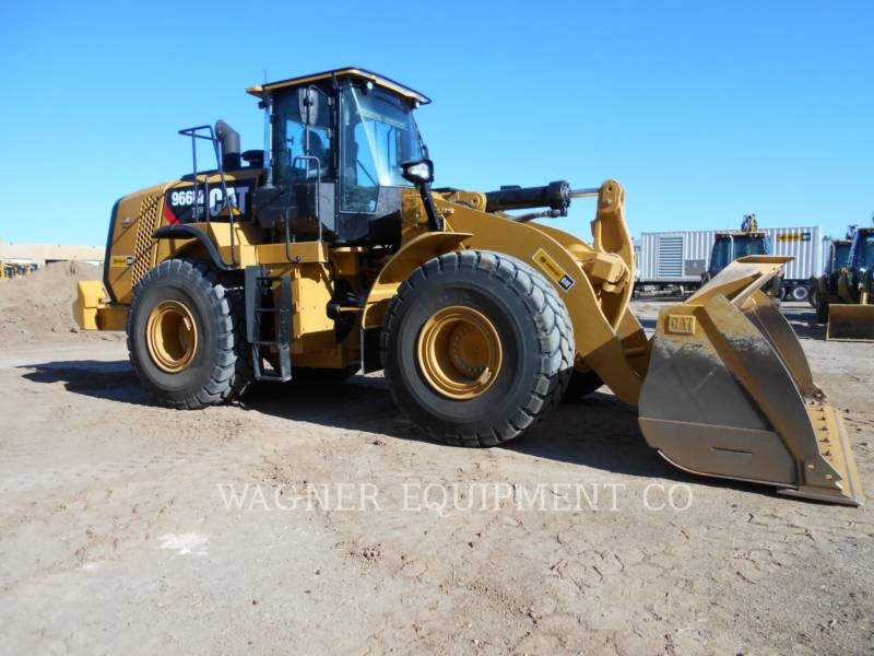CATERPILLAR CARGADORES DE RUEDAS 966MXE equipment  photo 2