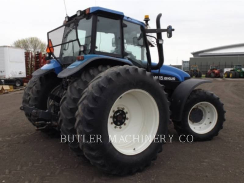 FORD / NEW HOLLAND AG TRACTORS TM165 equipment  photo 3