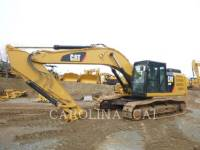 CATERPILLAR EXCAVADORAS DE CADENAS 329FL QC equipment  photo 1
