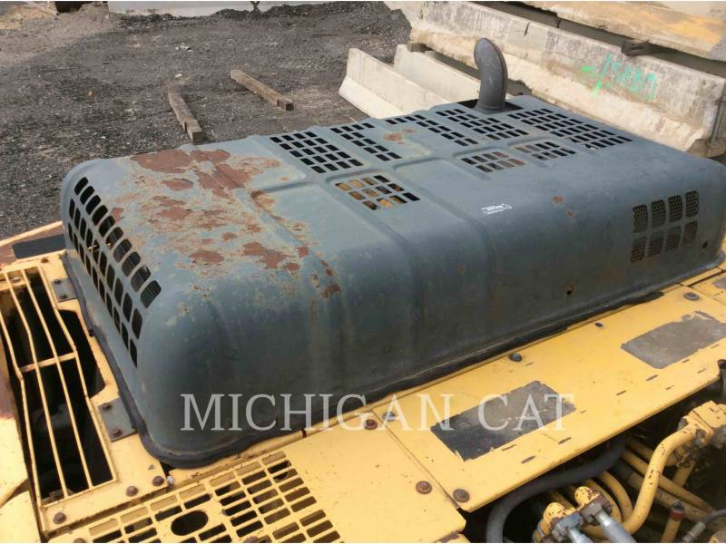 KOMATSU TRACK EXCAVATORS PC300 equipment  photo 11