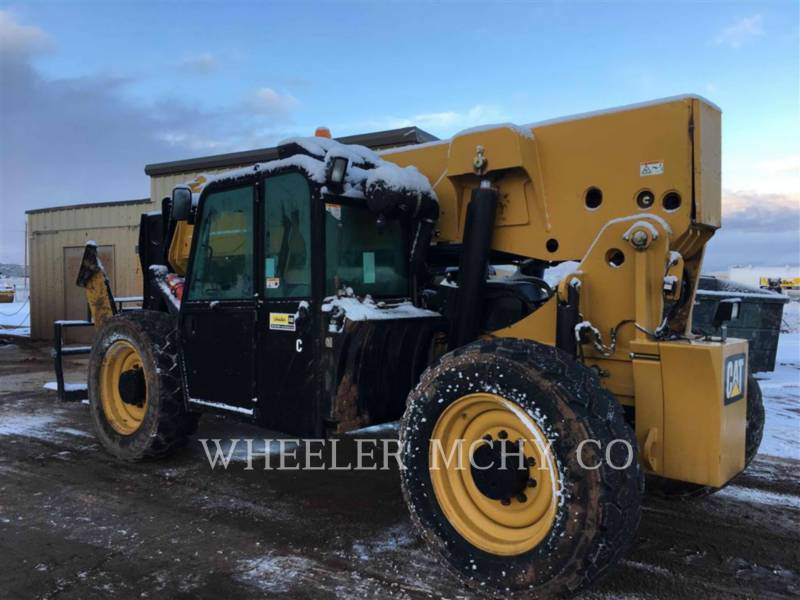 CATERPILLAR TELEHANDLER TL1255C CB equipment  photo 4