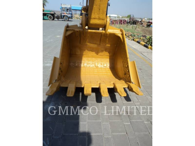 CATERPILLAR TRACK EXCAVATORS 329D equipment  photo 14