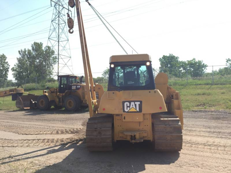 CATERPILLAR ASSENTADORES DE TUBOS PL61 equipment  photo 6