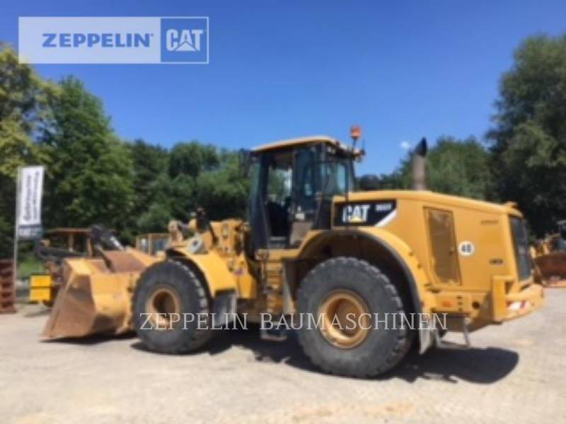 CATERPILLAR RADLADER/INDUSTRIE-RADLADER 966H equipment  photo 11