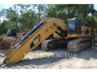 CATERPILLAR KETTEN-HYDRAULIKBAGGER 374DL equipment  photo 1