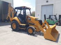 Equipment photo CATERPILLAR 416FST BAGGERLADER 1