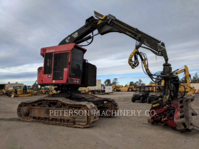 TIMBCO FORESTRY - FELLER BUNCHERS 445EXL equipment  photo 2