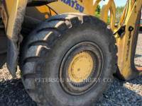 KOMATSU LTD. WHEEL LOADERS/INTEGRATED TOOLCARRIERS WA600-6 equipment  photo 10