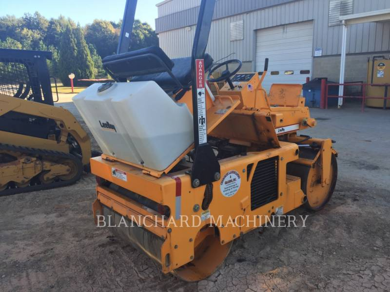 LEE-BOY VIBRATORY SINGLE DRUM ASPHALT 400T equipment  photo 5