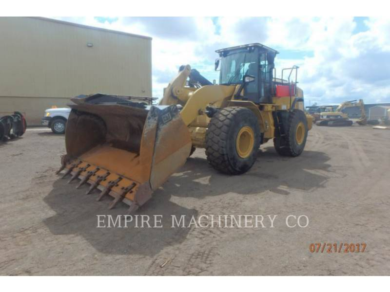 CATERPILLAR RADLADER/INDUSTRIE-RADLADER 966M FC equipment  photo 4