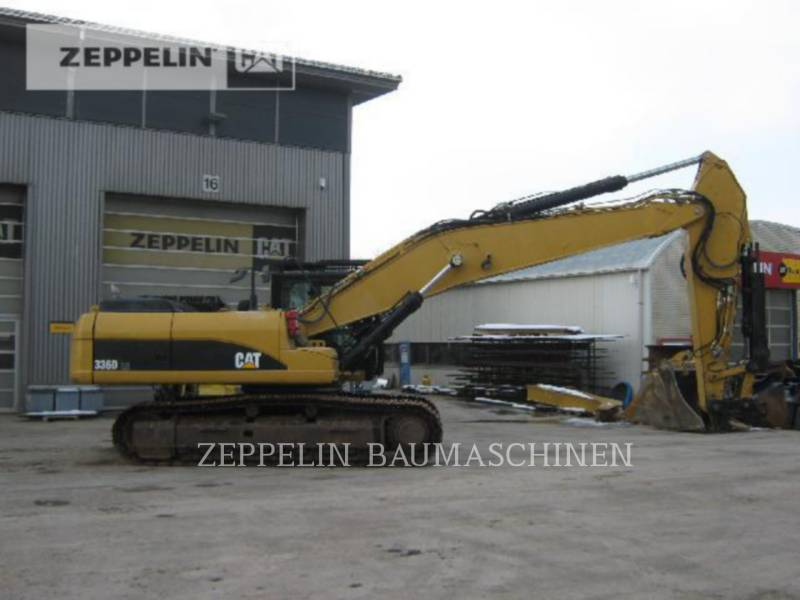 CATERPILLAR KOPARKI GĄSIENICOWE 336DLN equipment  photo 7