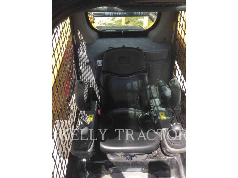 CATERPILLAR SKID STEER LOADERS 232 D equipment  photo 10