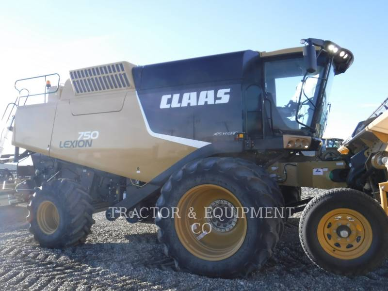 LEXION COMBINE KOMBAJNY LX750 equipment  photo 1