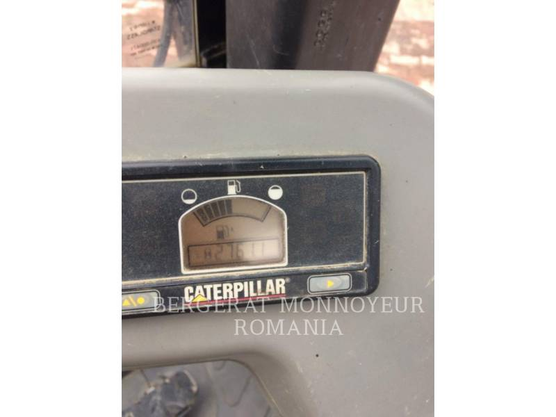 CATERPILLAR PELLES SUR CHAINES 301.8 C equipment  photo 5