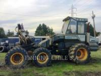 Equipment photo PONSSE ERGO HS16 FORESTRY - FELLER BUNCHERS - WHEEL 1