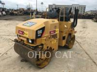 Equipment photo CATERPILLAR CB24 UNIVERSALWALZEN 1
