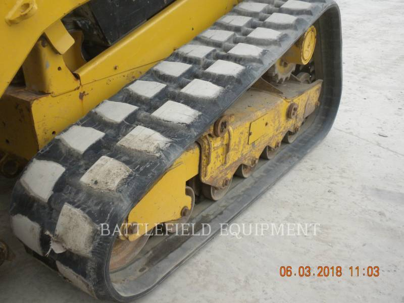 CATERPILLAR UNIWERSALNE ŁADOWARKI 289C equipment  photo 8