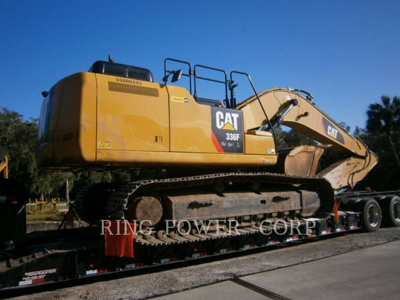 CATERPILLAR トラック油圧ショベル 336FL equipment  photo 3