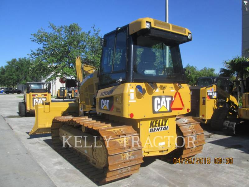 CATERPILLAR TRACTOREN OP RUPSBANDEN D5K2LGP equipment  photo 2