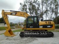 Equipment photo CATERPILLAR 320DL TRACK EXCAVATORS 1