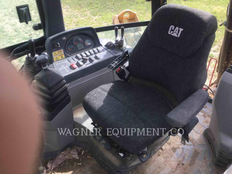 CATERPILLAR BACKHOE LOADERS 420F 4WDE equipment  photo 8