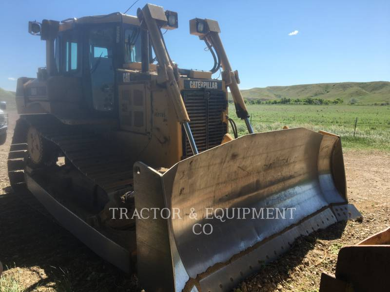 CATERPILLAR TRACTEURS SUR CHAINES D6R XW equipment  photo 4