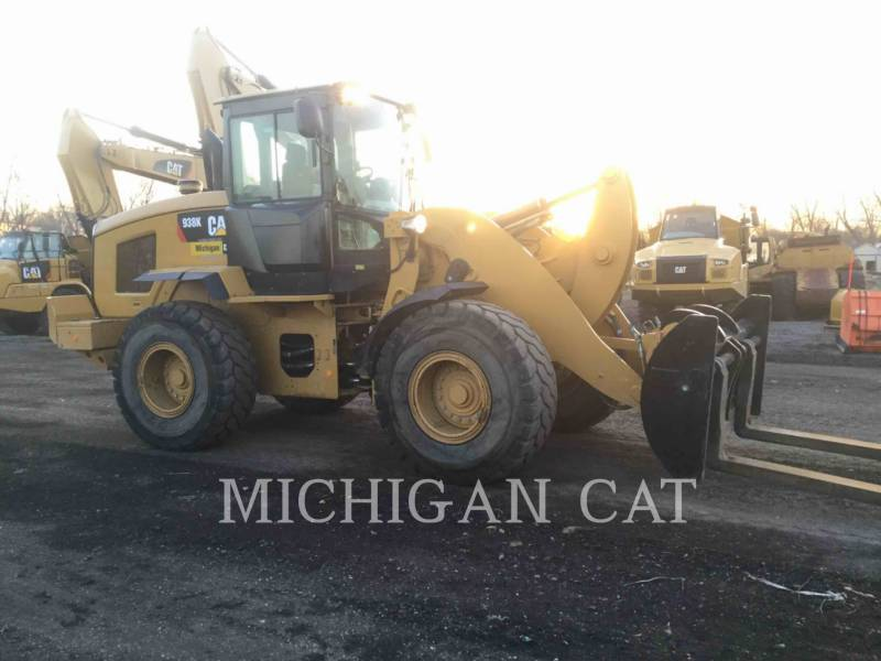 CATERPILLAR CARGADORES DE RUEDAS 938K 3RQ equipment  photo 2